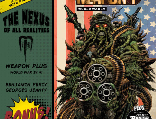 BONUS: The Nexus of All Realities: Weapon Plus: WWIV #1