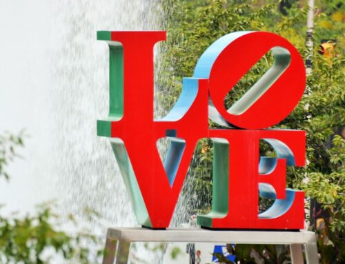 A Four Letter Word: The LOVE Sculpture in Philadelphia